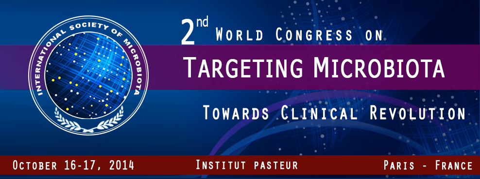 Huge Success for the 2 first editions of Targeting Microbiota World Congress