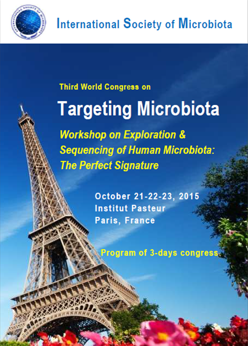 The Scientific Committee published the final agenda of Targeting Microbiota World Congress