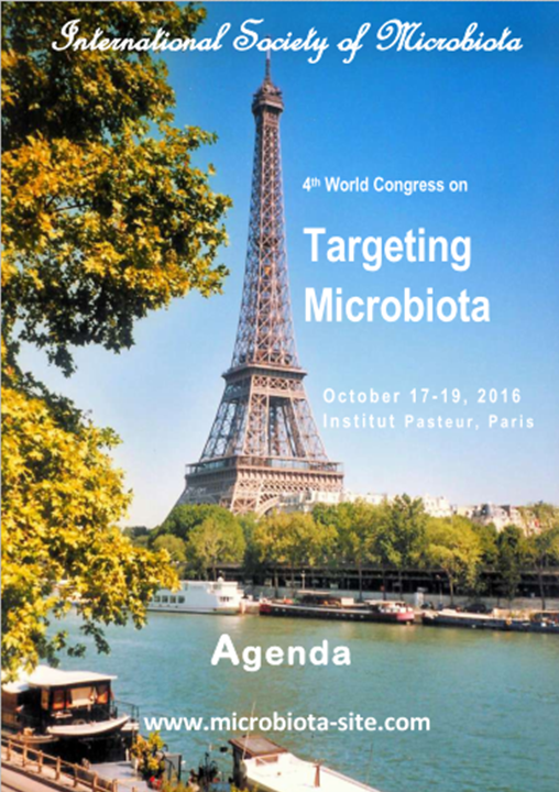 Agenda Targeting microbiota World Congress