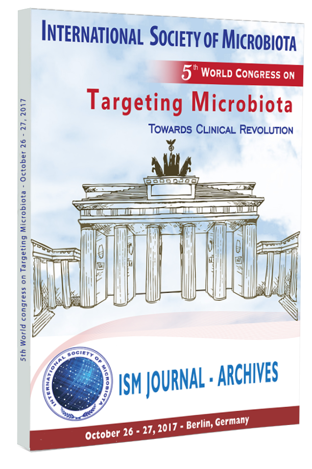 Microbiota ABSTRACTS BOOK 3D
