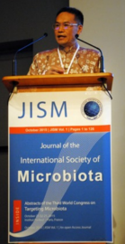 The gut microbiota and obesity: from correlation to causality: An award discerned to Pr Liping Zhao, from Shanghai Jiao Tong University